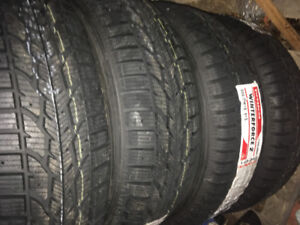 New winter tires 205 55 16