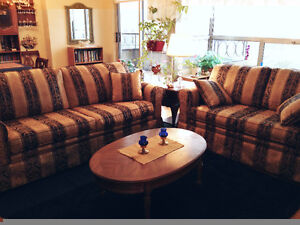 2-bedroom apartment to sublet Jan-Mar 2017