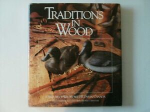 BOOK:#B-147TRADITIONS In Wood by Patricia Fleming / Thomas Carpe