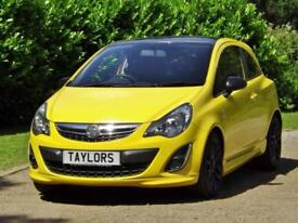 Vauxhall Corsa 1.2 Limited Edition 3dr PETROL MANUAL 2012/62
