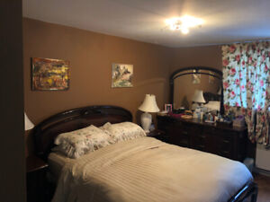 Large Furnished Room for Rent