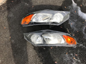 2006 Honda Civic Headlights