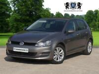 2014 14 VOLKSWAGEN GOLF 2.0 SE TDI BLUEMOTION TECHNOLOGY 5D 148 BHP DIESEL