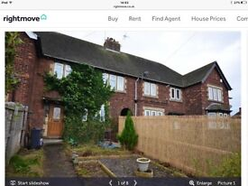 House for sale , 212 Bakwell Road , Matlock, Derbyshire