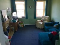 3 bed flat piershill, looking for 3 or 4 bed ground floor or house