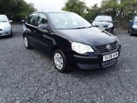 Volkswagen Polo 1.2 ( 60PS ) 2008MY E