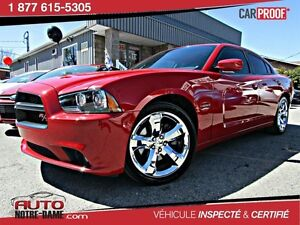 Dodge Charger 4dr Sdn RWD R/T V8 5.7L Seulement 25 200 km  2011