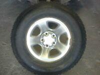 Roues et pneus d'hiver Dodge Ram 1500