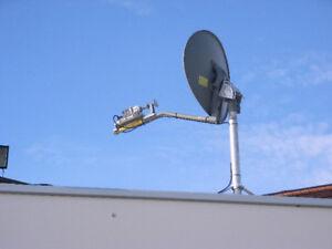 Satellite installations - Southwestern Ontario