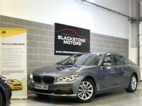 2016 BMW 7 Series 3.0 730d Auto xDrive (s/s) 4dr Saloon Diesel Automatic