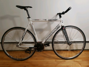 Fixie fix gear  fixed gear track bike argon18
