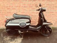 NEW Scomadi TL200 Euro4 - own this scooter for only £20.65 a week