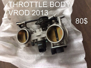 THROTTLE BODY VROD HARLEY DAVIDSON