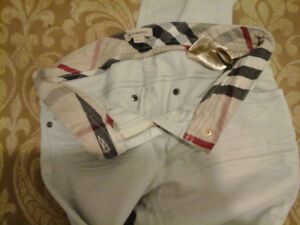 Pantalon Burberry fille authentic