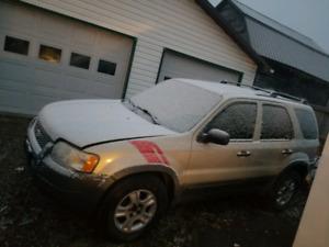 2003 ford escape parts
