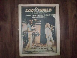 17 Issues of Zoo World - The Music Megapaper