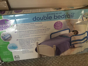 Toddler bed bed rail