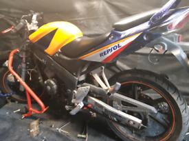 Cbr 125cc