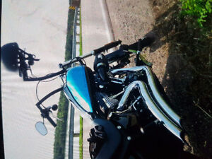 Mint Harley with low kms!