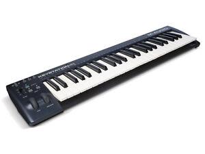 M-Audio Keystation 49 Key USB MIDI Keyboard