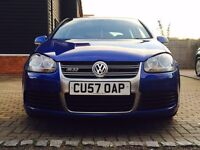 57plate Golf R32 4WD Manual in Deep Blue Pearl Immaculate