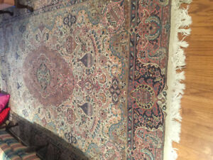 3 Turkish carpets