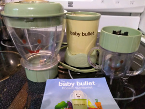 Baby Bullet by Magic Bullet