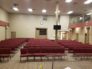 Church Space available for Rent