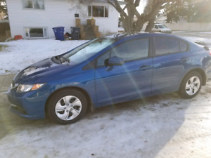 2014 honda civic touring edition great cond give me price openly
