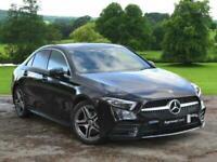 2021 Mercedes-Benz A CLASS DIESEL SALOON A200d AMG Line Premium Plus 4dr Auto Sa