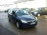2007 Vauxhall Astra 1.6i 16v Club Estate Finance Available