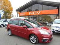 2011 CITROEN C4 GRAND PICASSO 1.6 HDi VTR+ 5dr EGS6
