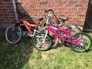 GIRLS BIKES BICYCLES CCM HUFFY SPORTS SPEED BIKE Cambridge Kitchener Area image 7