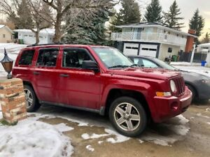 2007 JEEP PATRIOT 4x4, GREAT CONDITION!!!! OBO