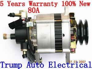 Alternator for Nissan Navara D21 D22 TD25 TD27 Patrol GQ GU TD42 Diesel 88-03
