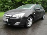 Vauxhall Astra Exclusiv CDTi 5dr DIESEL MANUAL 2010/60