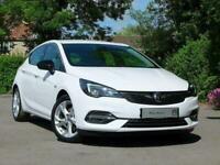 2021 Vauxhall Astra SRI Manual Hatchback Petrol Manual
