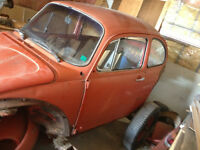 Project Car - 1973 Volkswagen Beetle Super Coupe