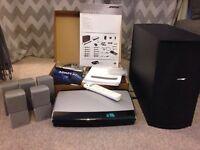 Bose lifestyle 28 surround sound system