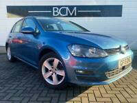 2015 Volkswagen Golf 1.4 TSI BlueMotion Tech Match (s/s) 5dr Hatchback Petrol Ma