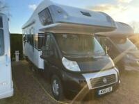 Mclouis Tandy 636 Rear Double Above Garage Above Cab Double Motorhome