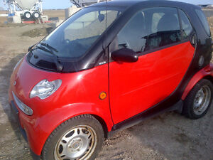 2006 Smart Fortwo cdi Pulse Coupe (2 door)