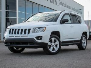 2011 Jeep Compass Sport/North North Edition  4WD Heated Seats