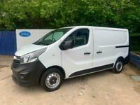 2018 68 Vauxhall Vivaro 1.6CDTi ( 120PS ) ( EU6 ) 2700 L1H1 Van In White