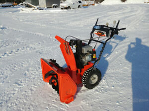 SOUFFLEUSE ARIENS 2015 MODEL COMPACT 24