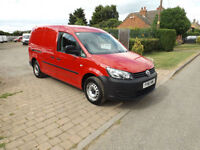 2012 61 Volkswagen Caddy Maxi 1.6TDI BlueMotion Tech Maxi 64K NO VAT