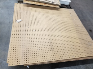 Pegboard for sale $10