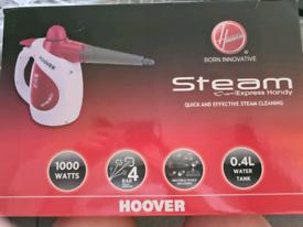 Hoover handheld steam cleaner