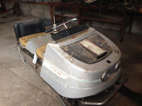 Project snowmobile AMF 22in Track