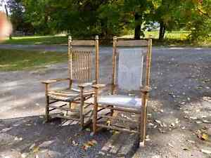 Two rocking chairs $40 each Peterborough Peterborough Area image 1